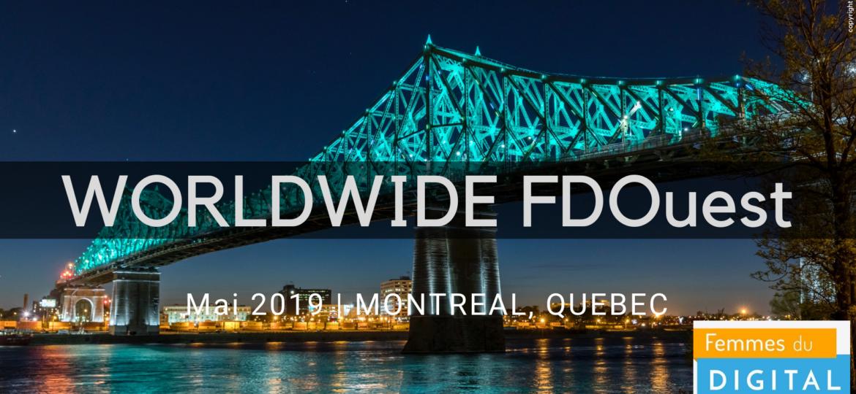 Worldwide fdouest montréal