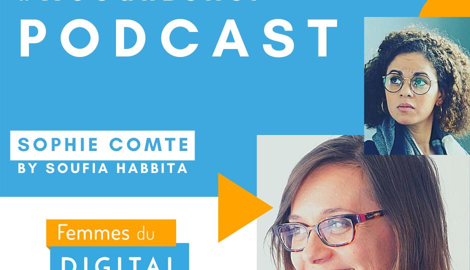 2020-05 FDO Podcast WeCanbeHer Sophie Comte