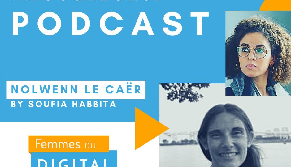 2020-05 FDO Podcast WeCanbeHer Nolwenn Le Caer