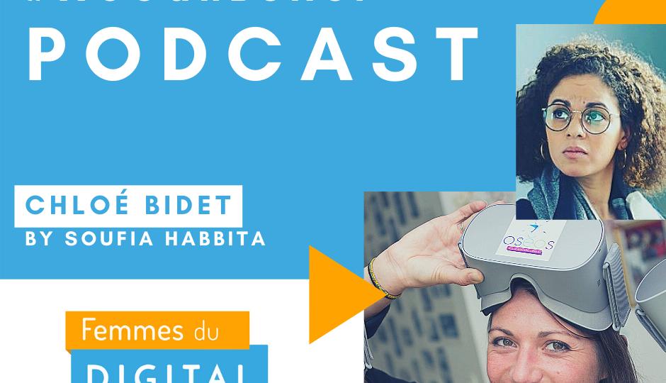 2020-01 FDO Podcast WeCanbeHer Chloé Bidet