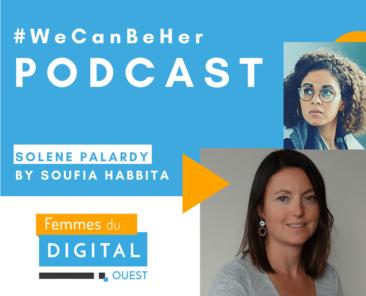 2020-05 FDO Podcast WeCanbeHer Solène Palardy FB