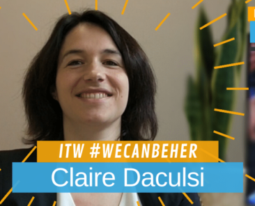 ITW Claire Daculsi TW