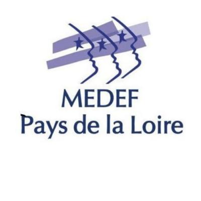 MEDEF Pdl Logo
