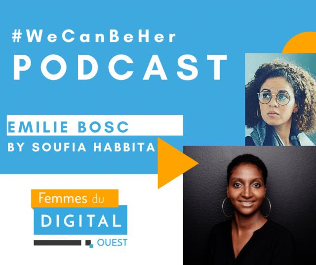2020-10 FDO Podcast WeCanbeHer Emilie Bosc FB