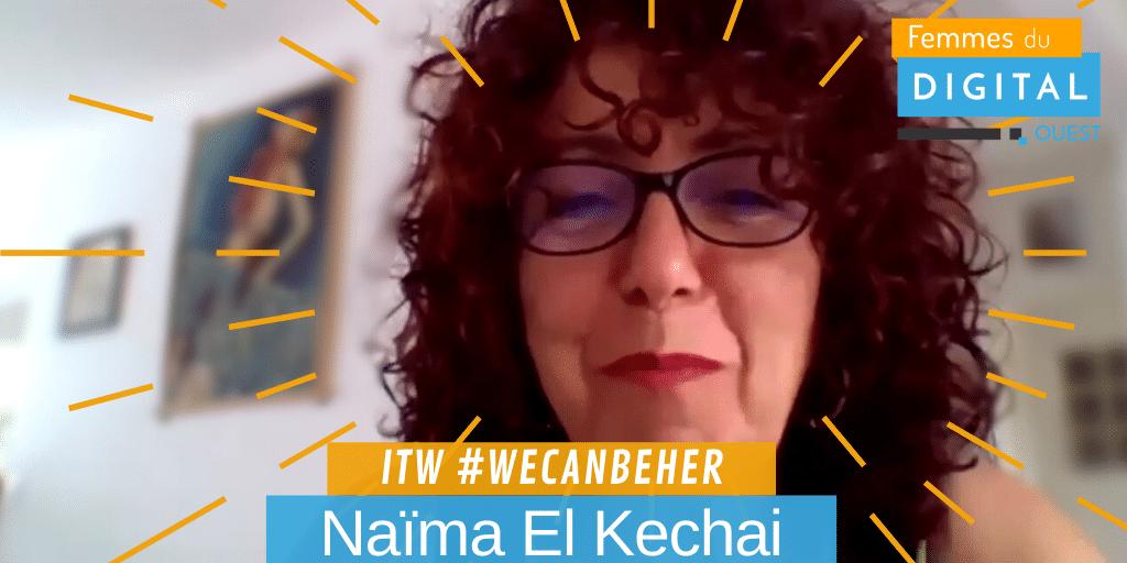 TW Naïma El Kechai