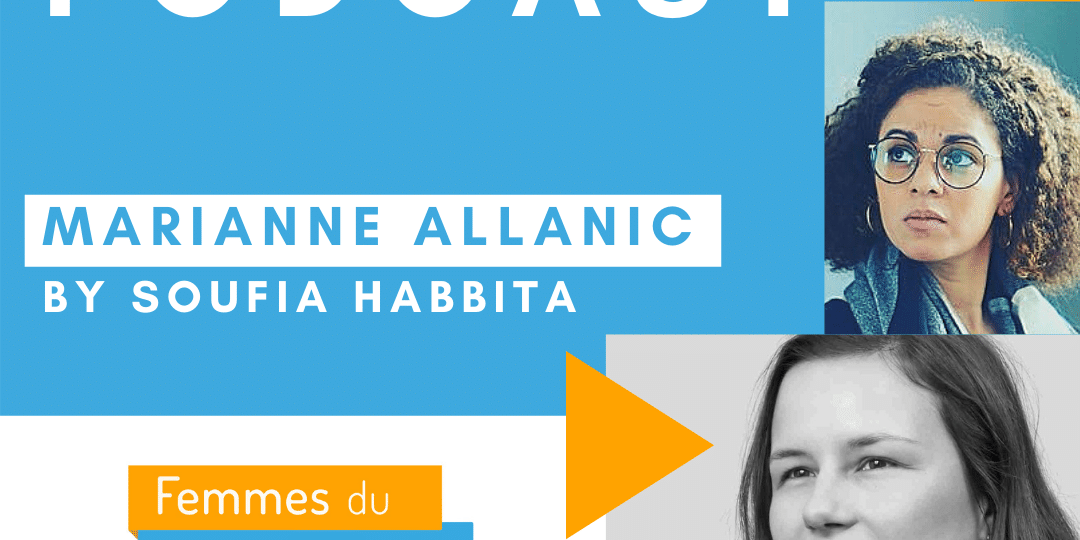 2020-11 FDO Podcast WeCanbeHer Marianne Allanic IG