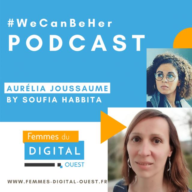 2021-03 FDO Podcast WeCanbeHer Aurelia Joussaume IG