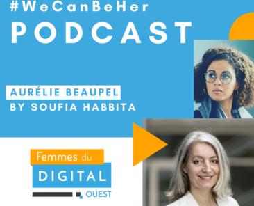 2021-05 FDO Podcast WeCanbeHer Aurélie Beaupel IG