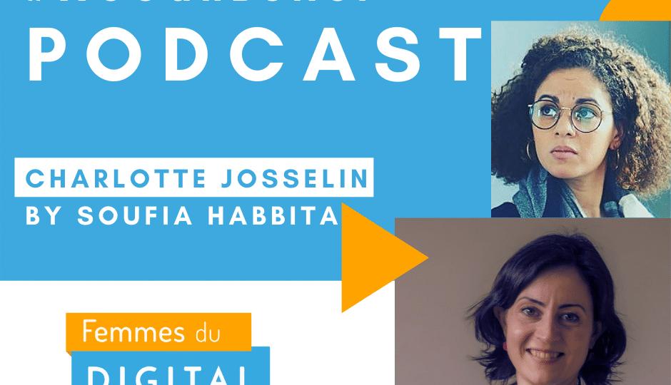 2021-07 FDO Podcast WeCanbeHer Charlotte Josselin FB